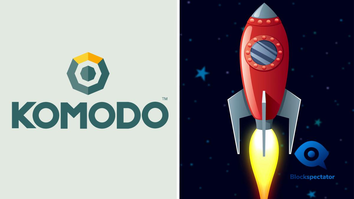 Komodo, KMD, AtomicDEX