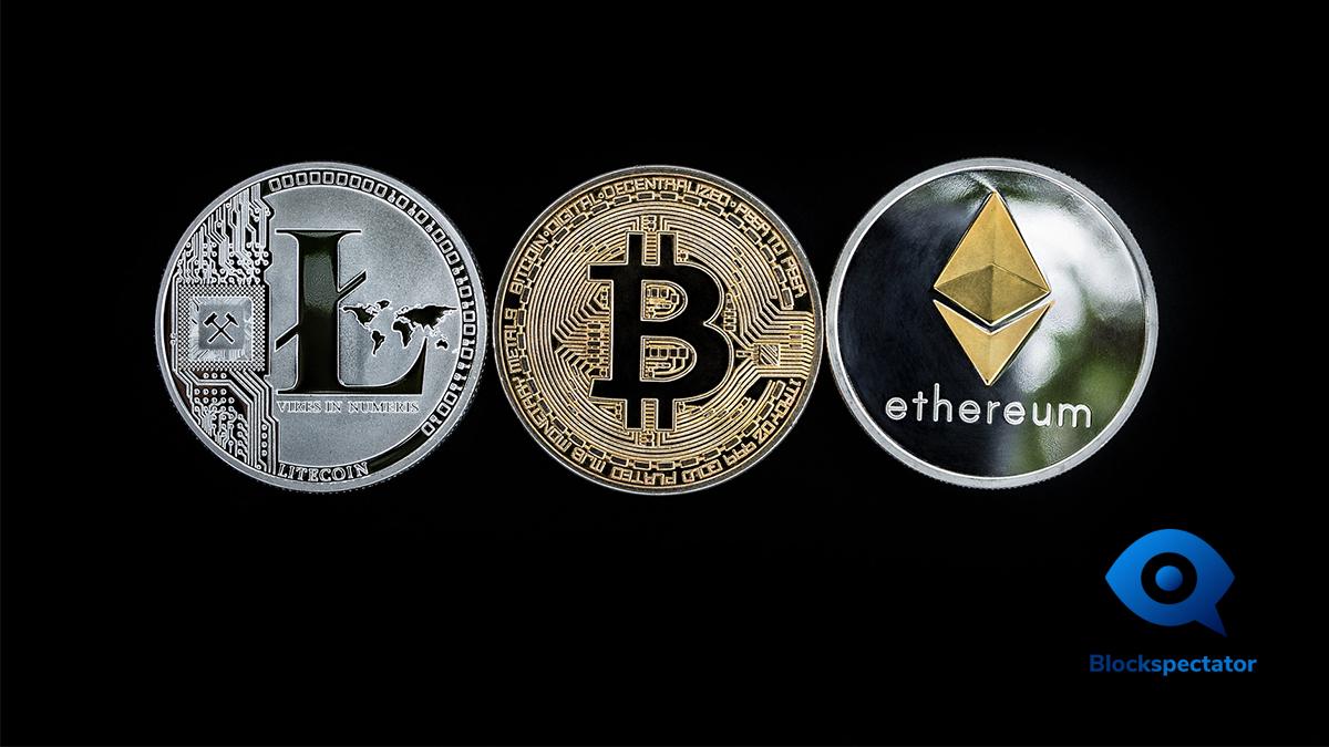 Altcoin, Bitcoin, Ethereum