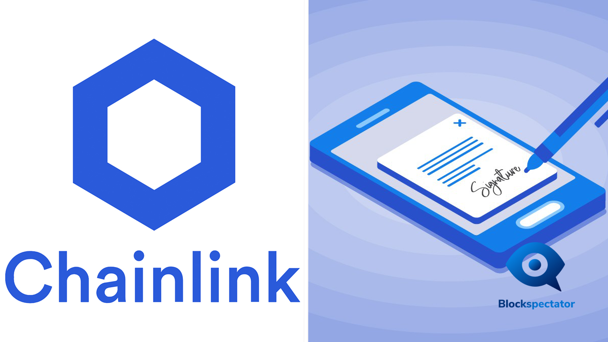 Chainlink, LINK, Insights Network