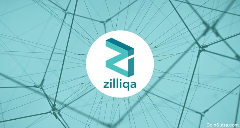 Zilliqa, ZIL