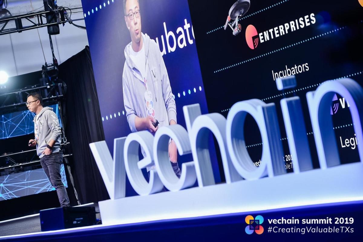 VeChain, VET