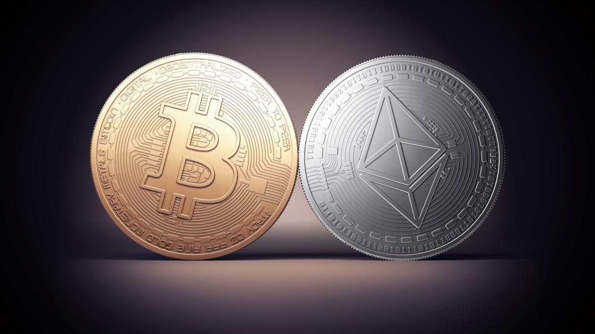 Ethereum, Bitcoin, ETH, BTC, Crypto
