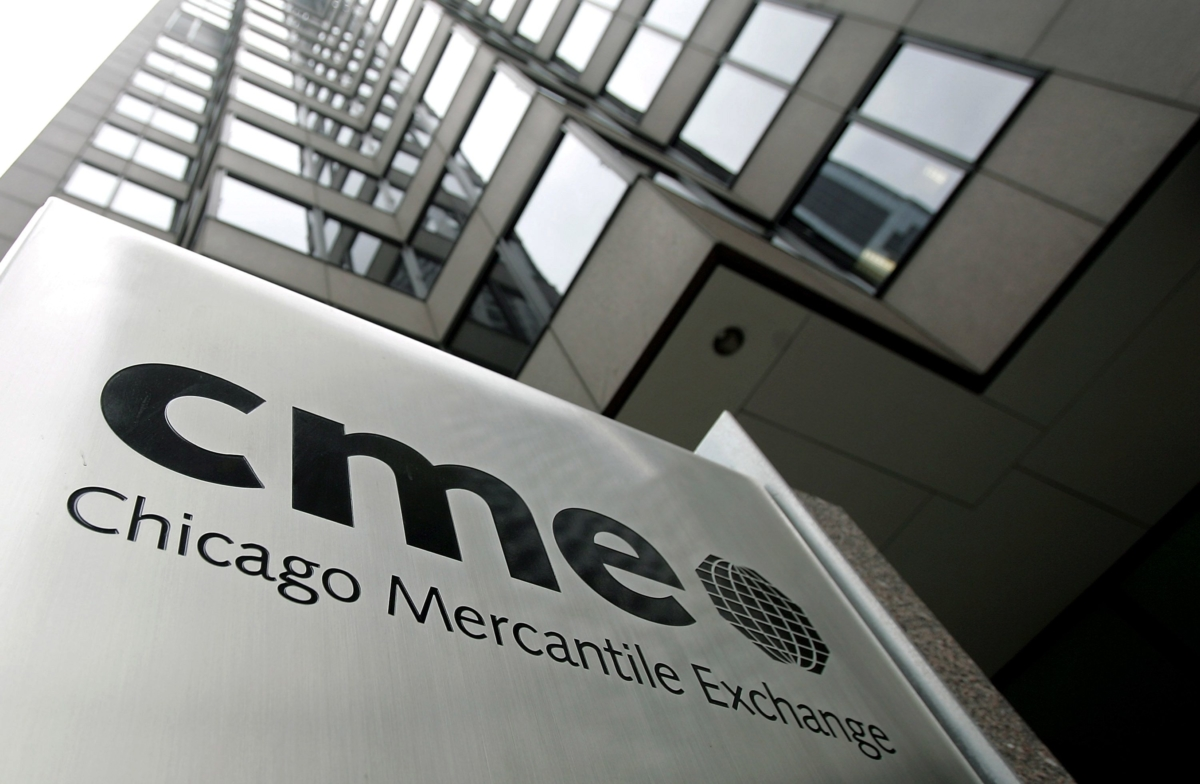 Bitcoin, CME Group