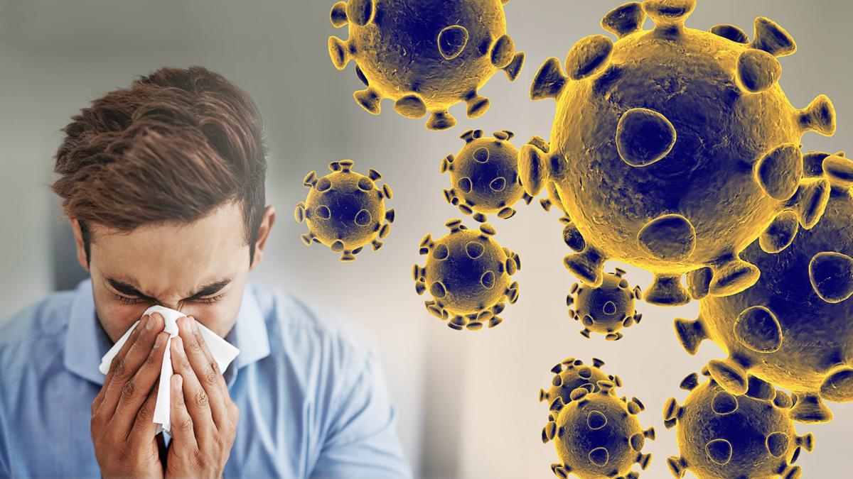 Bitcoin, Coronavirus, Gold